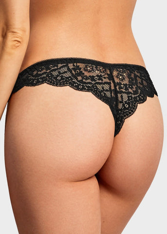 Thong Lace Panties (12 PACK)