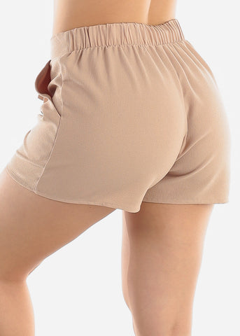 Image of Lightweight Khaki Shorts