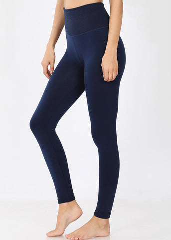 Fleece Tummy Control Olve Leggings