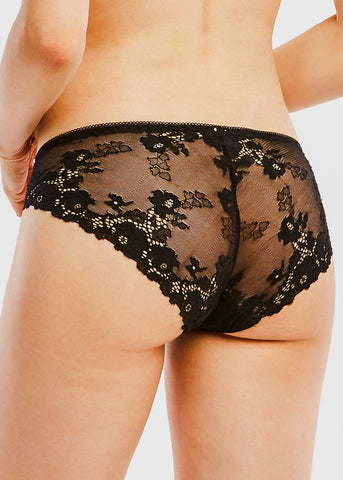 Lace Bikini Panties (12 PACK)