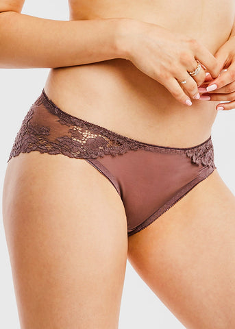 Image of Lace Bikini Panties (12 PACK)