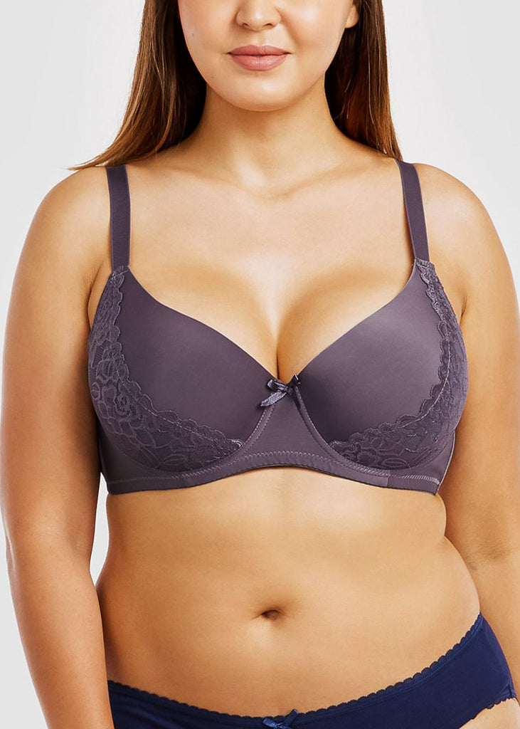 Sexy Lace Plus Size Bras ( 6 PACK )