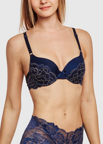 Full Cup Plain Lace Bras (6 PACK)