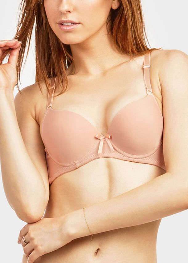 Plain Push Up Bra (6 PACK)