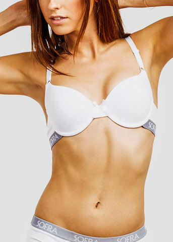 Full Cup Cotton Bras (6 PACK)