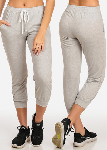 Cropped Jogger Pants (3 PACK G64)