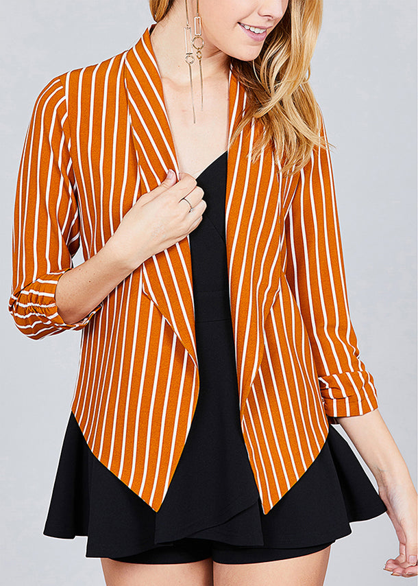 Office Striped Blazers (3 PACK G33)
