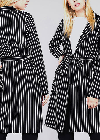 Striped Long Blazers (3 PACK G24)