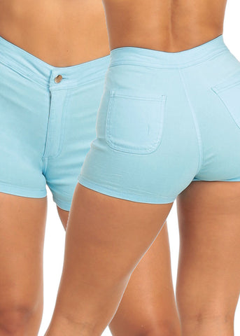Shorty Shorts (3 PACK G23)