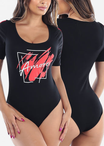 Image of Graphic Bodysuits (3 PACK G82)