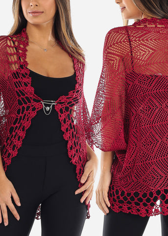 One Size Cardigans (3 PACK G73)
