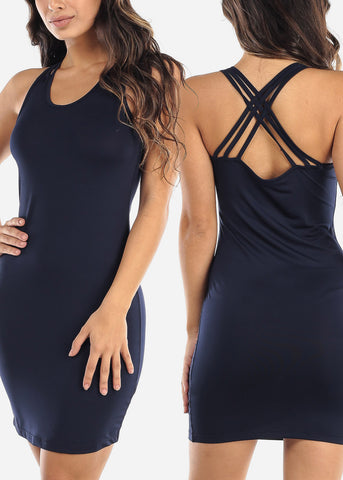 Image of Tank Top Dresses (3 PACK G73)