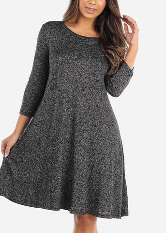 Image of Casual Loose Fitting Dresses (3 PACK)