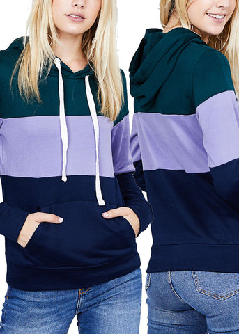 Image of Striped Hoodies (3 PACK)