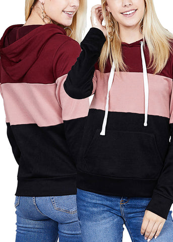 Image of Striped Hoodies (3 PACK G53)