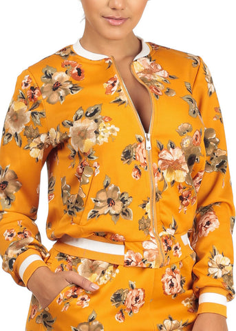 Image of Floral Bomber Jackets (3 PACK G14)