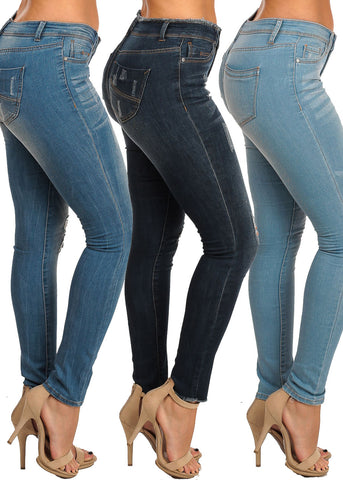 Image of NINE PLANET Jeans (3 PACK)