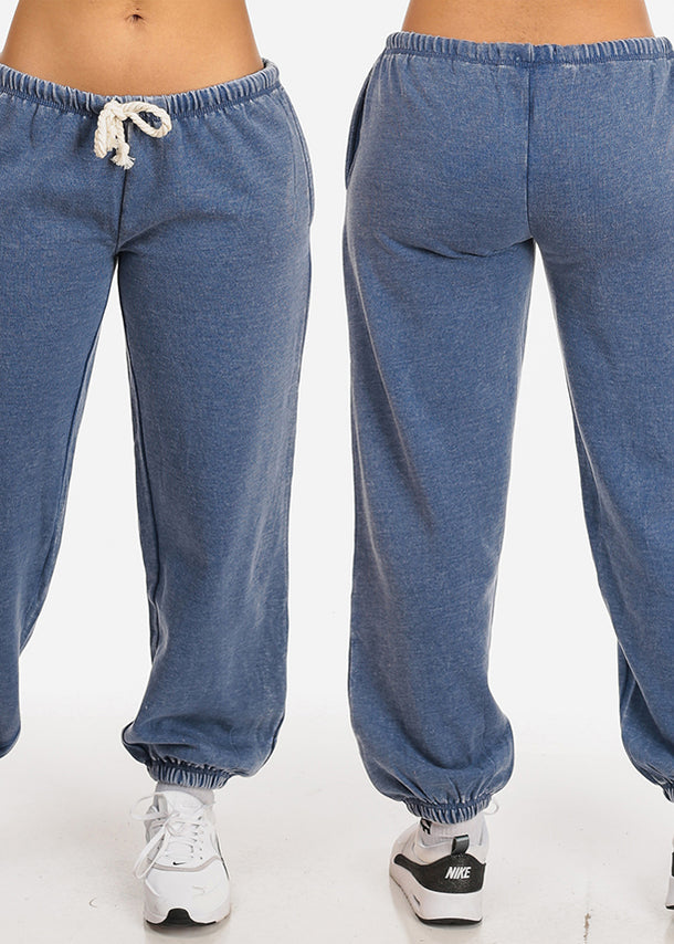 Low Rise Jogger Pants (3 PACK G83)