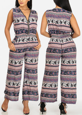 Mega Pack Deal Sale Savings Affordable Lightweight Summer Ready Printed Cute Jumpsuits