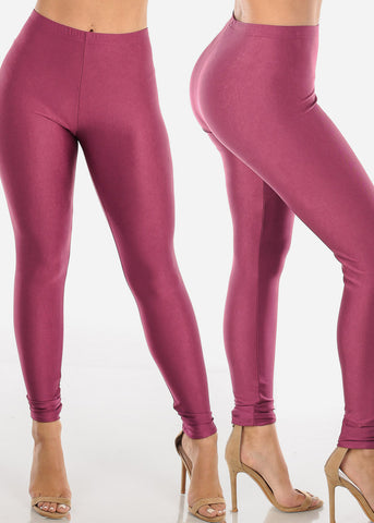 Metallic Leggings (3 PACK)