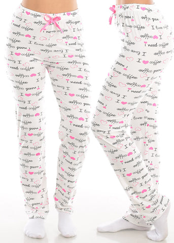 Sleepwear Pants (3 PACK)