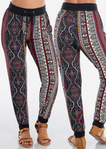 Image of Print Jogger Pants (3 PACK G15)