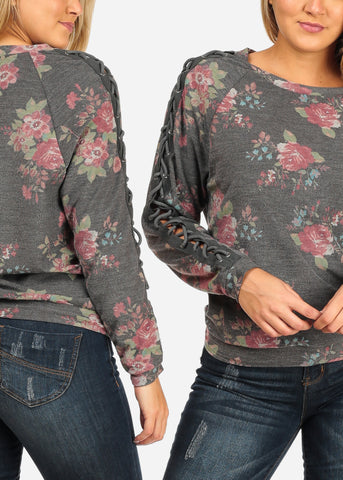 Image of Floral Pullovers (3 PACK G71)