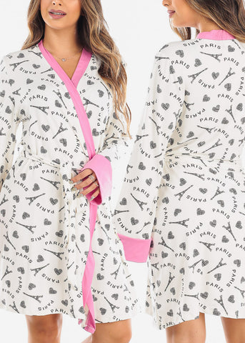 Image of Printed Robes (3 PACK)