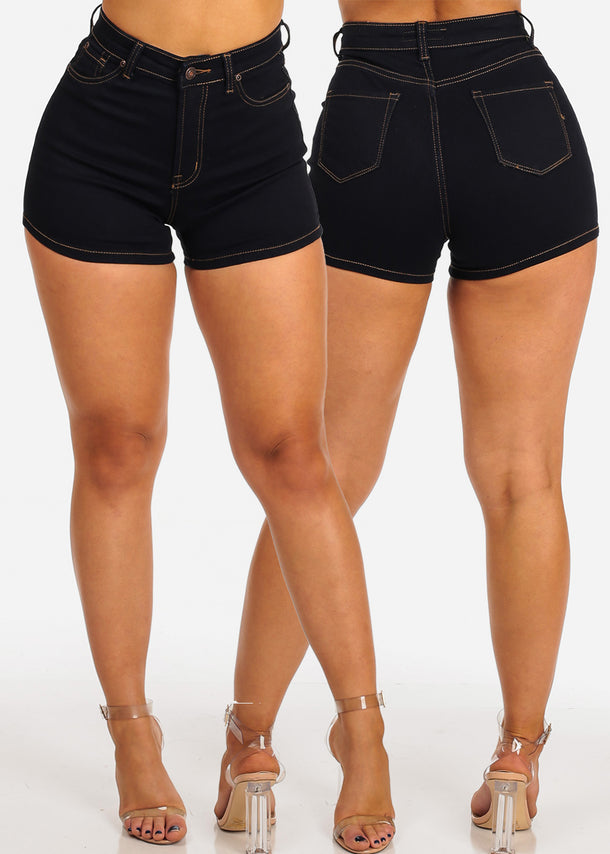 Stretchy Denim Shorts (3 PACK G34)