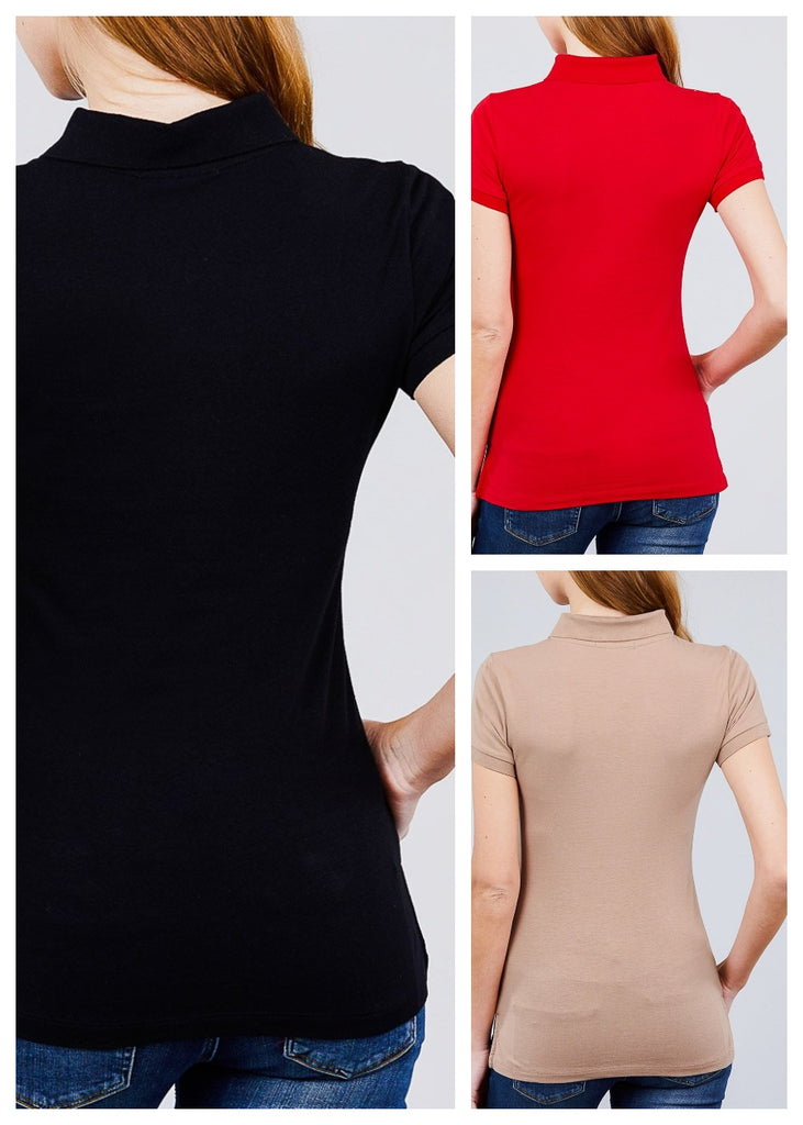 Polo Shirts (3 PACK)
