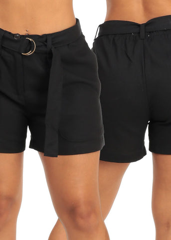 Casual Linen Shorts (3 Pack G24)