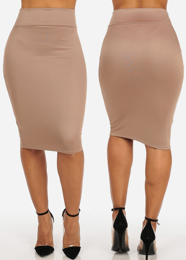 Pencil Skirts (3 PACK G62)