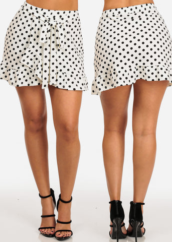 Polka Dot Skirts (3 PACK G82)