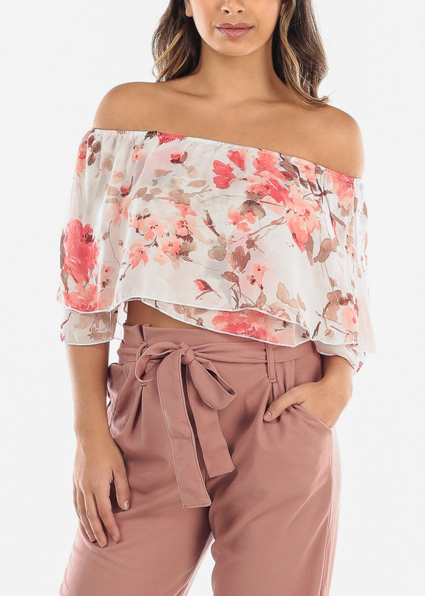 Off Shoulder Tops (3 PACK G74)