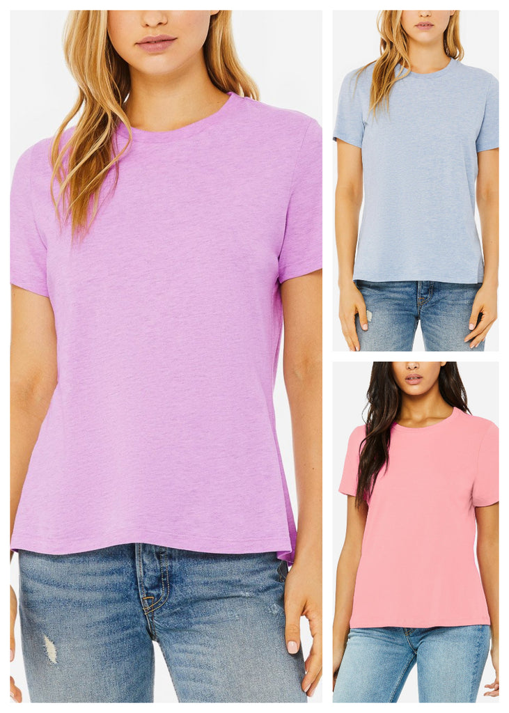 Relaxed Jersey Tees (3 PACK)