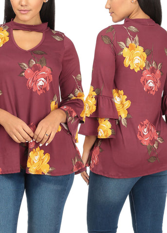 3 Pc Pack Casual Blouses G74