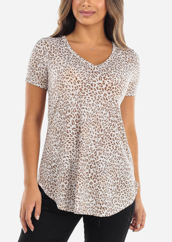 Image of Animal Print Tops (3 PACK)