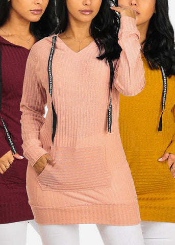 3 Pc Pack Sweater Tunics G32