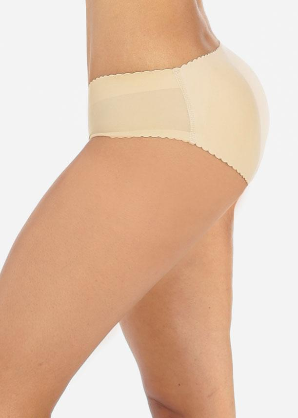Butt Booster Nude Panty