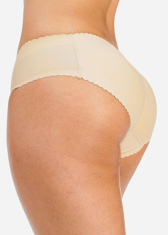Image of Butt Booster Nude Panty