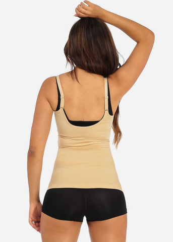 Nude Seamless Slimming Camisole Shapewear