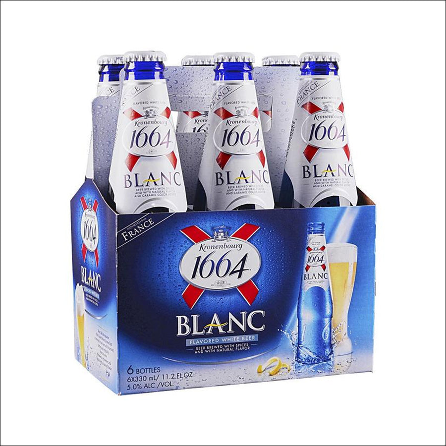Kronenbourg 1664 Blanc - Whisky Drop