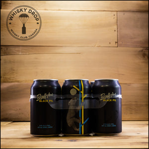 Black Pil 6 Pack - Banff Ave Brewing - Whisky Drop