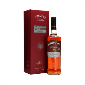 Bowmore 23 Year Old Port Matured