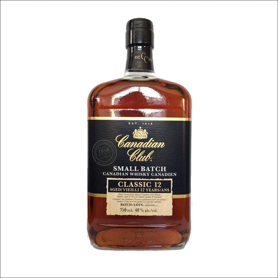 Canadian Club Classic - Whisky Drop