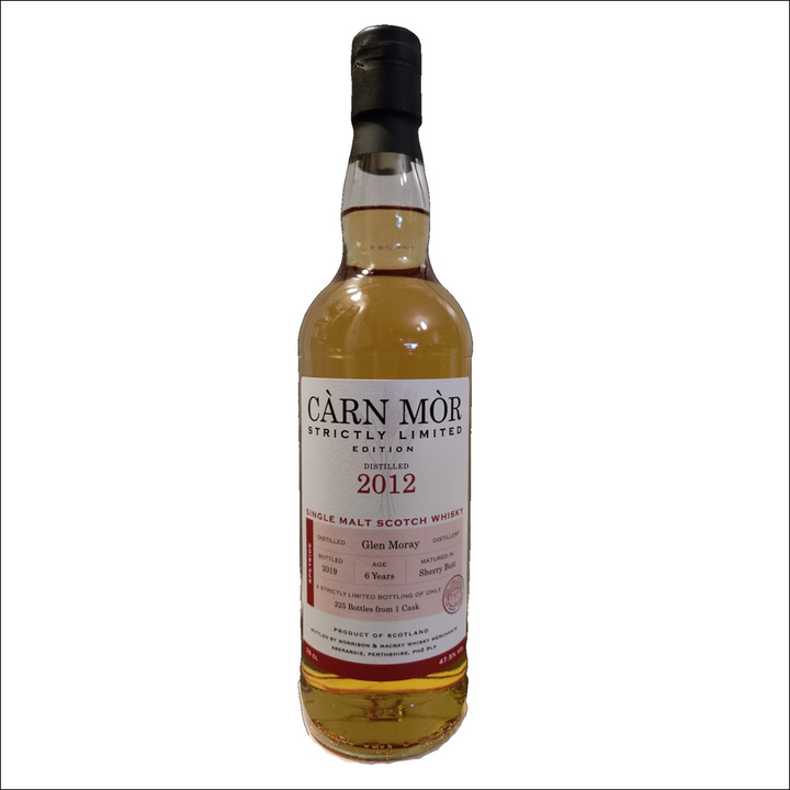 Carn Mor Strictly Limited Glen Moray 2012