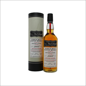 First Editions Craigellachie - Whisky Drop