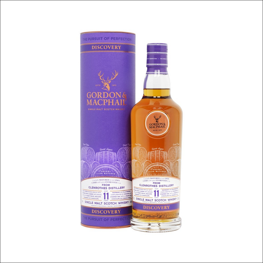 Gordon & MacPhail Discovery Glenrothes 11 Year Old - Whisky Drop