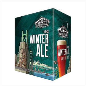 Granville Island Lions Winter Ale - Whisky Drop