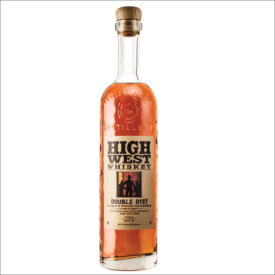 High West Double Rye Whiskey - Whisky Drop